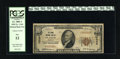 National Bank Notes:Missouri, Saint Louis, MO - $10 1929 Ty. 1 The Grand NB Ch. # 12220. Thisbank would exit the St. Louis banking stage in 1934. P...