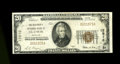 National Bank Notes:Missouri, Saint Louis, MO - $20 1929 Ty. 1 The Boatmen's NB Ch. # 12916. Thisnote is listed in the census as VG, but a truer pict...