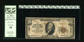 National Bank Notes:Virginia, Lynchburg, VA - $10 1929 Ty. 1 The Lynchburg NB & TC Ch. #1522. This bank was guided by Giles H. Miller and Wm. V. Wils...