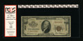 National Bank Notes:Virginia, Norfolk, WV - $10 1929 Ty. 1 The NB of Commerce Ch. # 6032. The redlabel for this PCGS Apparent Fine 12 $10 mention...