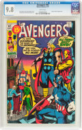 Bronze Age (1970-1979):Superhero, The Avengers #92 (Marvel, 1971) CGC NM/MT 9.8 White pages....