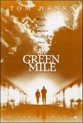 "Movie Posters:Crime, The Green Mile & Other Lot (Warner Brothers, 1999). One Sheet s (2)(27"" X 40"") DS Advance. Crime.. ... (Total: 2 Items)"