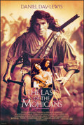 "Movie Posters:Adventure, The Last of the Mohicans & Other Lot (20th Century Fox, 1992).One Sheets (2) (26.75"" X 39.75"" & 27"" X 40"") DS. Adventure..... (Total: 2 Items)"