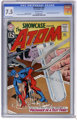 Showcase #36 (DC, 1962) CGC VF- 7.5 Off-white pages