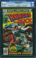 Bronze Age (1970-1979):Cartoon Character, Howard the Duck #16 (Marvel, 1977) CGC NM+ 9.6 White pages.