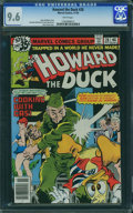 Bronze Age (1970-1979):Cartoon Character, Howard the Duck #28 (Marvel, 1978) CGC NM+ 9.6 White pages.