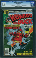 Bronze Age (1970-1979):Cartoon Character, Howard the Duck #30 (Marvel, 1979) CGC NM+ 9.6 White pages.