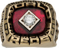 Baseball Collectibles:Others, 1975 Cincinnati Reds World Championship Ring....