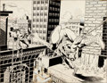 Mike Zeck and Joe Rubinstein The Official Marvel Index to the Amazing Spider-Man Comic Art