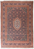 Rugs & Textiles:Carpets, A Wool Ardabil-Style Carpet Reproduction, 20th century. 136-1/2inches long x 93 inches wide (346.7 x 236.2 cm). Property ...