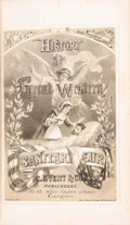 Books:Americana & American History, Civil War: Great Western Sanitary Fair Book....