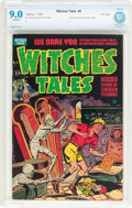 Golden Age (1938-1955):Horror, Witches Tales #4 File Copy (Harvey, 1951) CBCS VF/NM 9.0 Off-whitepages....