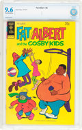 Bronze Age (1970-1979):Cartoon Character, Fat Albert #2 (Gold Key, 1974) CBCS NM+ 9.6 Off-white to whitepages....