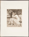 Prints:Contemporary, Group of Twelve Large Modern Prints After Original Designs. Circa1900. Each measuring 34-3/4 x 26-1/2 inches (88.3 x 67.3 c...