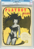 Magazines:Miscellaneous, Playboy #3 (HMH Publishing, 1954) CGC FN 6.0 White pages....