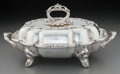 Silver Holloware, British:Holloware, An Adey Bellamy Savory & Sons Silver-Plated Covered VegetableDish, London, England, circa 1833-1865. Marks: BESTSHEFFIEL...