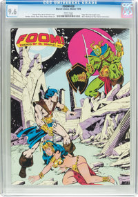 Foom #20 (Marvel, 1978) CGC NM+ 9.6 White pages