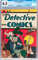 Detective Comics #49 (DC, 1941) CGC FN+ 6.5 White pages