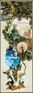 "Movie Posters:Adventure, The Jungle Book (Walt Disney Studios, 2016). AMC IMAX ExclusivePoster (7.5"" X 21.5""). Adventure.. ..."