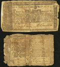 Colonial Notes:Maryland, Maryland March 1, 1770. . ... (Total: 2 notes)