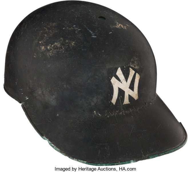 ac3be4a9224 1967-68 Mickey Mantle Game Worn New York Yankees Batting