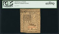 Colonial Notes:Delaware, Delaware January 1, 1776 20s PCGS New 61PPQ.. ...