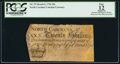 Colonial Notes:North Carolina, North Carolina March 9, 1754 20s PCGS Apparent Fine 12.. ...