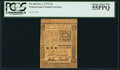 Colonial Notes:Pennsylvania, Pennsylvania October 1, 1773 15s PCGS Choice About New 55PPQ.. ...