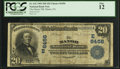 National Bank Notes:Pennsylvania, Manor, PA - $20 1902 Date Back Fr. 642 The Manor NB Ch. # (E)6456. ...