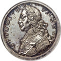 Betts Medals, Betts-416 variant. Victories of 1758. Silver. AU58 PCGS....