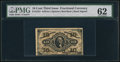 Fractional Currency:Third Issue, Fr. 1254 10¢ Third Issue PMG Uncirculated 62.. ...