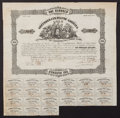 Confederate Notes:Group Lots, Ball 92 Cr. 39 $100 Bond 1862 Very Good-Fine.. ...