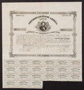 Confederate Notes:Group Lots, Ball 90 Cr. 65 $500 1861 Bond Very Fine. . ...