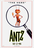 Memorabilia:Poster, Antz Vinyl Movie Poster Group of 3 (DreamWorks, 1998)....(Total: 3 Items)