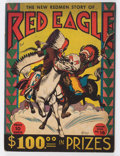 Golden Age (1938-1955):Western, Feature Books #16 Red Eagle (David McKay Publications, 1938)Condition: FN/VF....