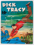 Golden Age (1938-1955):Crime, Large Feature Comic (Series I) #13 Dick Tracy (Dell, 1940) Condition: VG/FN....