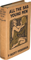 Books:Literature 1900-up, F. Scott Fitzgerald. All the Sad Young Men. New York:Charles Scribner's Sons, 1926. First edition of Fitzgerald...