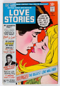 Bronze Age (1970-1979):Romance, DC 100-Page Super Spectacular #5 Love Stories (DC, 1971) Condition:FN....