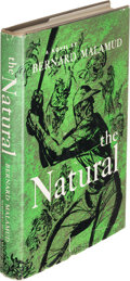 Books:Literature 1900-up, Bernard Malamud. The Natural. New York: Harcourt, Brace andCompany, [1952]. First edition, advance copy with no...