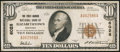 National Bank Notes:Kentucky, Elizabethtown, KY - $10 1929 Ty. 1 The First-Hardin NB Ch. # 6028....