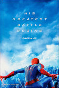 "Movie Posters:Science Fiction, The Amazing Spider-Man 2 (Sony, 2014). One Sheet (27"" X 40"") DSAdvance. Science Fiction.. ..."