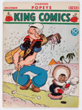 Golden Age (1938-1955):Cartoon Character, King Comics #44 (David McKay Publications, 1939) Condition: VF....