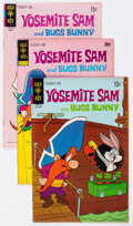 Bronze Age (1970-1979):Cartoon Character, Yosemite Sam Group of 64 (Gold Key, 1972-82) Condition: Average VF.... (Total: 64 Comic Books)