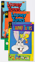 Bronze Age (1970-1979):Cartoon Character, Looney Tunes Group of 31 (Gold Key, 1970s) Condition: AverageFN/VF.... (Total: 31 Comic Books)
