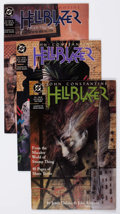 Modern Age (1980-Present):Horror, Hellblazer Group of 99 (DC, 1988-97) Condition: Average VF-....(Total: 99 Comic Books)