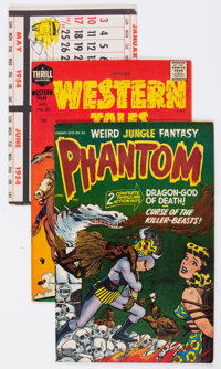 Harvey Comics Group of 31 (Harvey, 1953-62) Condition: Average VF.... (Total: 31 )