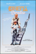 "Movie Posters:Foreign, Cinema Paradiso (Miramax, 1990). Spanish Language One Sheet (27"" X 41"") SS. Foreign.. ..."