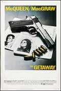 """Movie Posters:Action, The Getaway (National General, 1972). Poster (40"""" X 60""""). Action.. ..."""