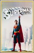 "Movie Posters:Action, Superman the Movie (Thought Factory, 1978). Promotional Poster (23""X 35""). Action.. ..."
