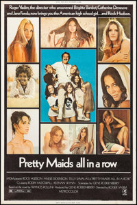 "Pretty Maids All in a Row & Others Lot (MGM, 1971). Posters (2) (40"" X 60""), Posters (2) (30"" X 10&qu..."